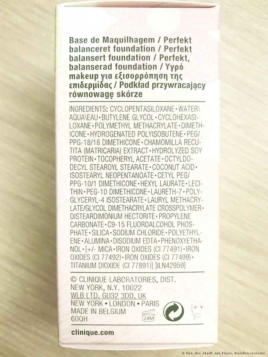 Superbalanced Makeup Foundation von Clinique