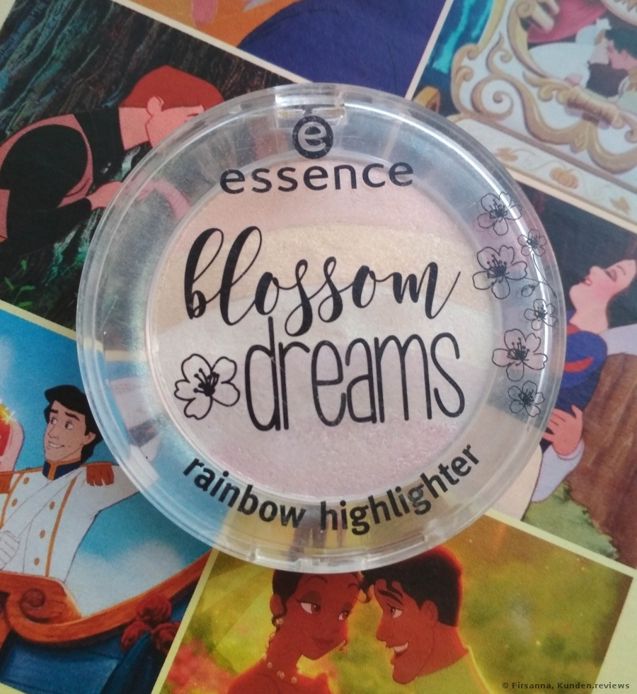 Essence Blossom Dreams Rainbow Highlighter