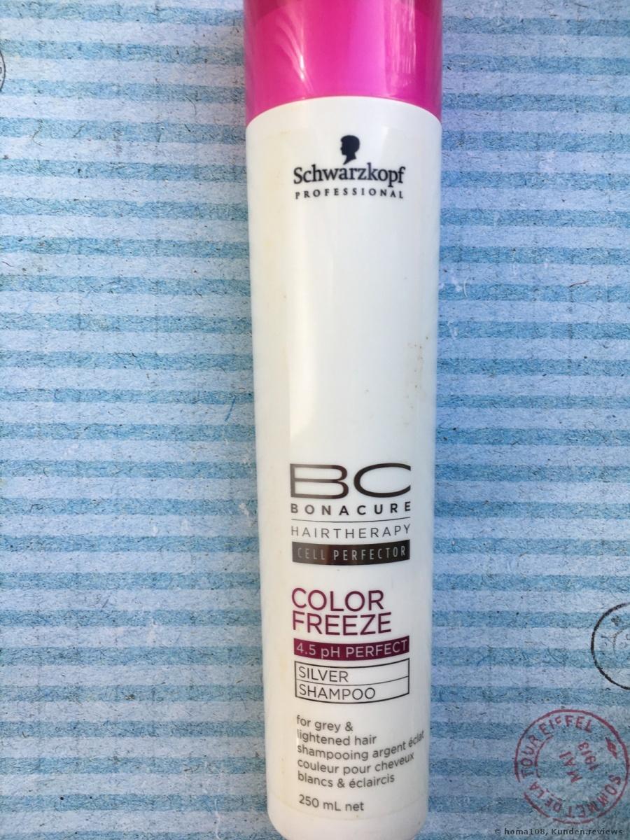 Schwarzkopf Bonacure Color Freeze Shampoo