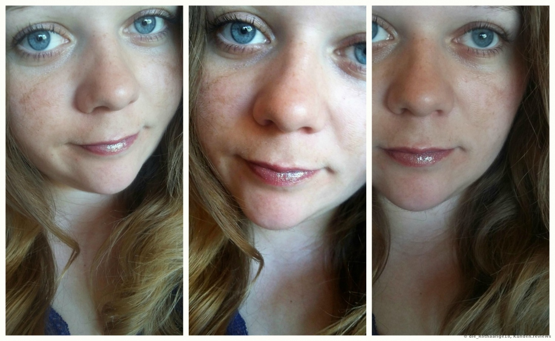 essence cosmetics Lipgloss holo wow! dewy lip shine violet 03