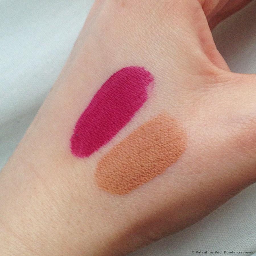 Dose of Colors Liquid Matte Lipstick Lippenstift Foto