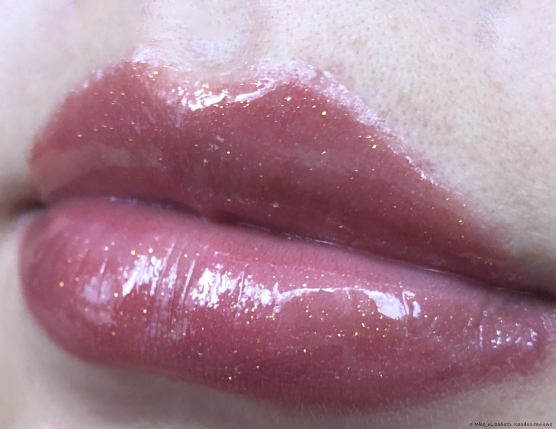 Clarins Eclat Minute Huile Confort Lèvres Lippenöl Foto