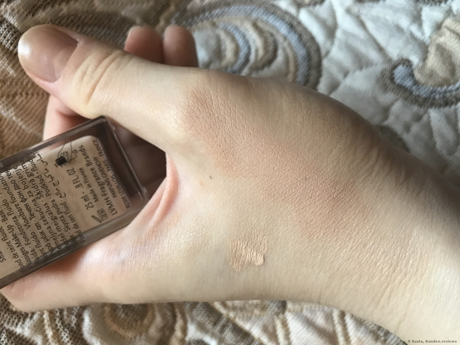 Givenchy Teint Couture Fluid Foundation Foto