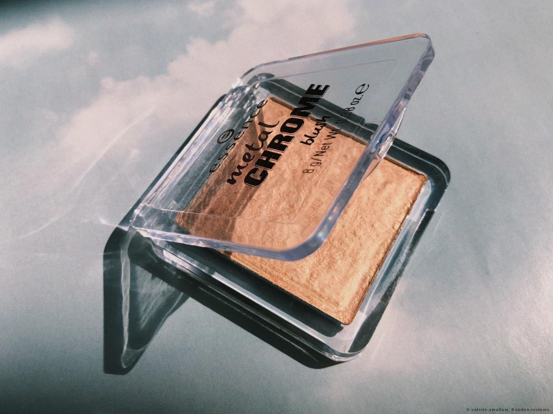 Essence Metal Chrome Blush  Foto