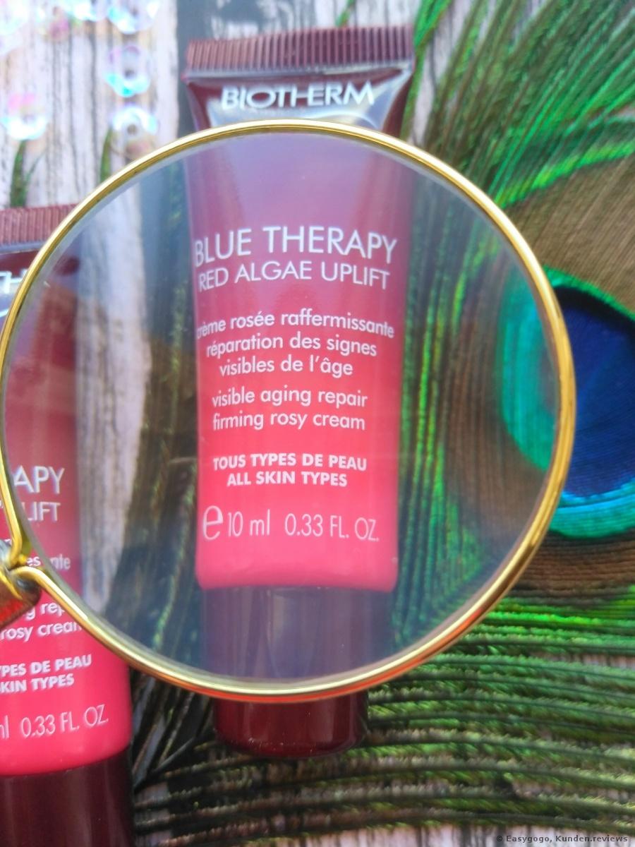 Blue Therapy Red Algae Uplift Cream