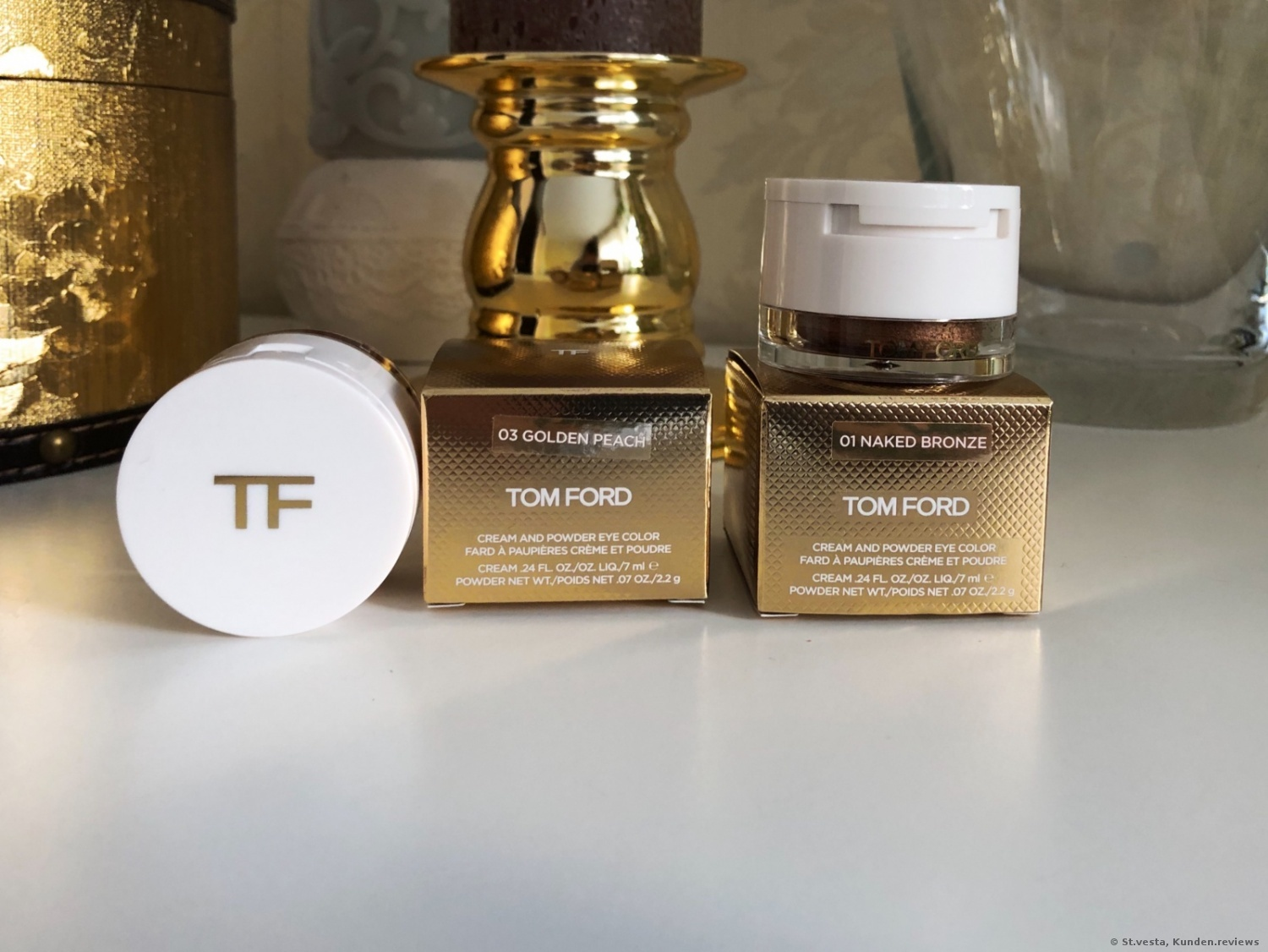 Tom Ford Cream and Powder Eye Color Lidschatten Foto