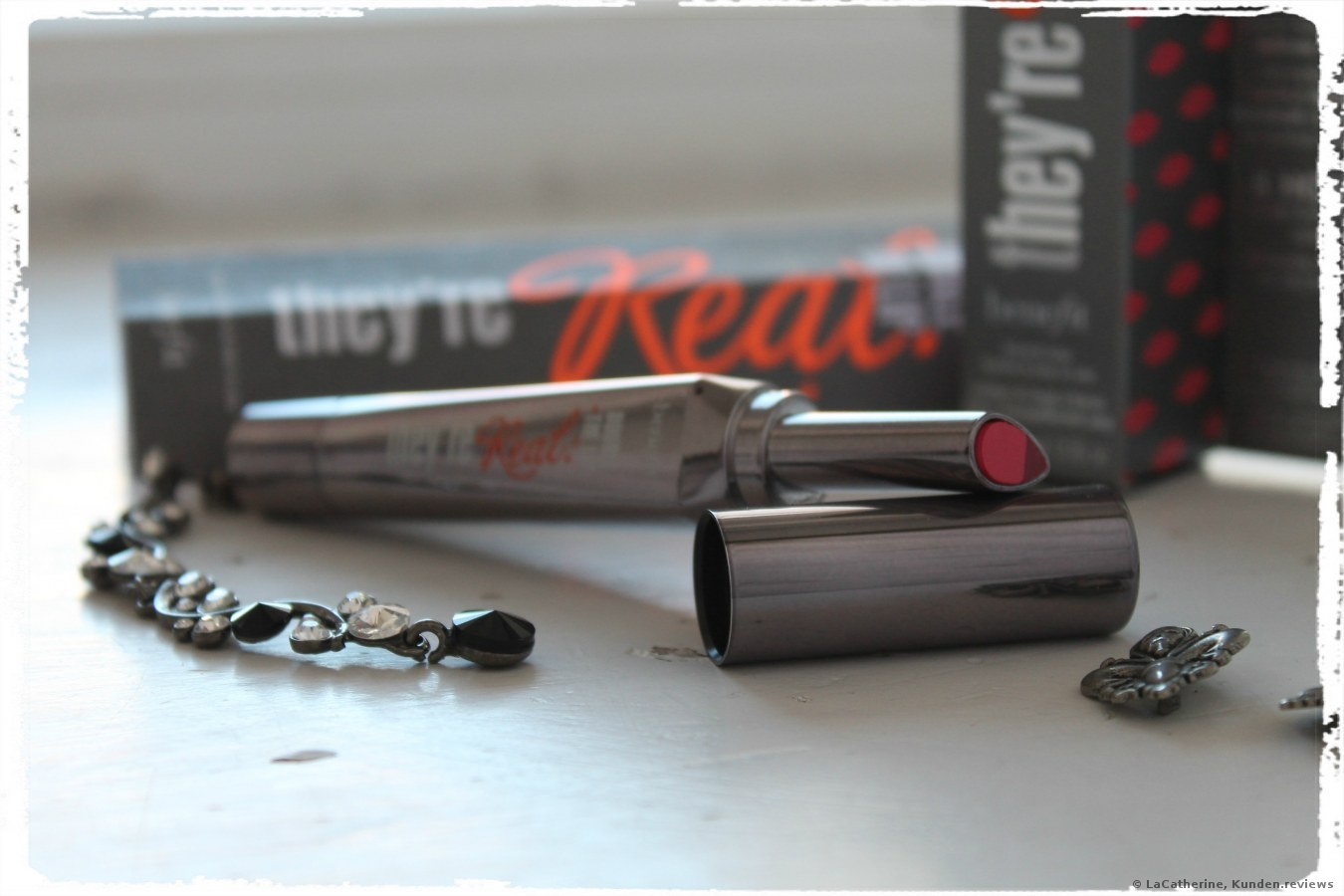 They're Real Lipstick - Double the Lip Lippenstift von Benefit