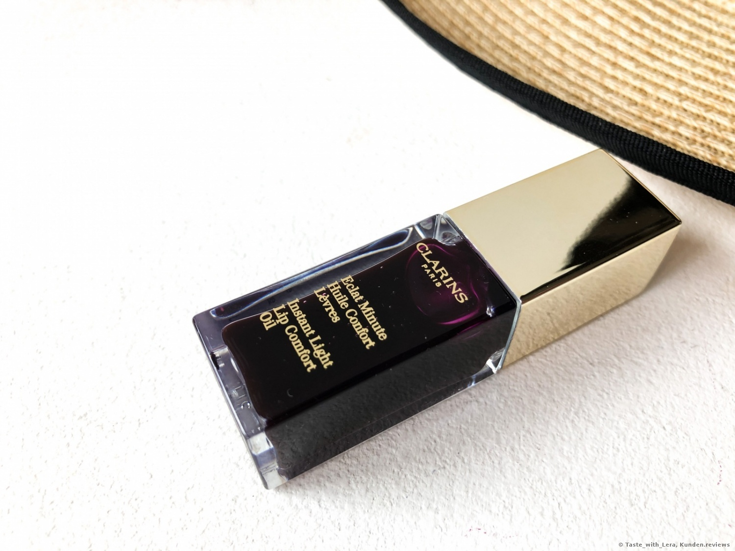 Eclat Minute Huile Confort Lèvres Lipgloss