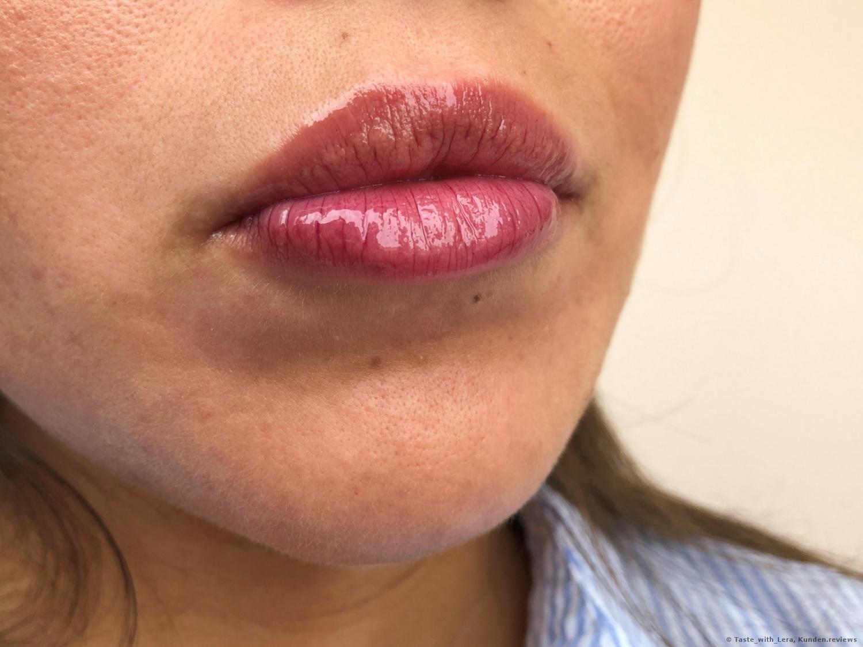 Eclat Minute Huile Confort Lèvres Lipgloss