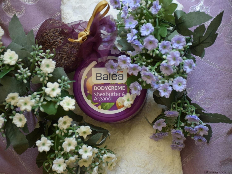 Balea Bodycreme Sheabutter & Arganöl