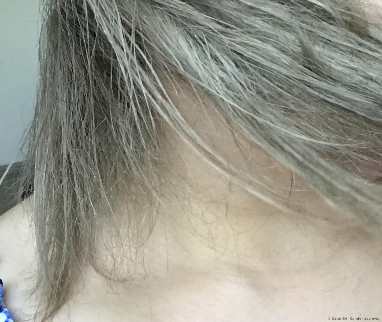 Haarfarbe 9/11