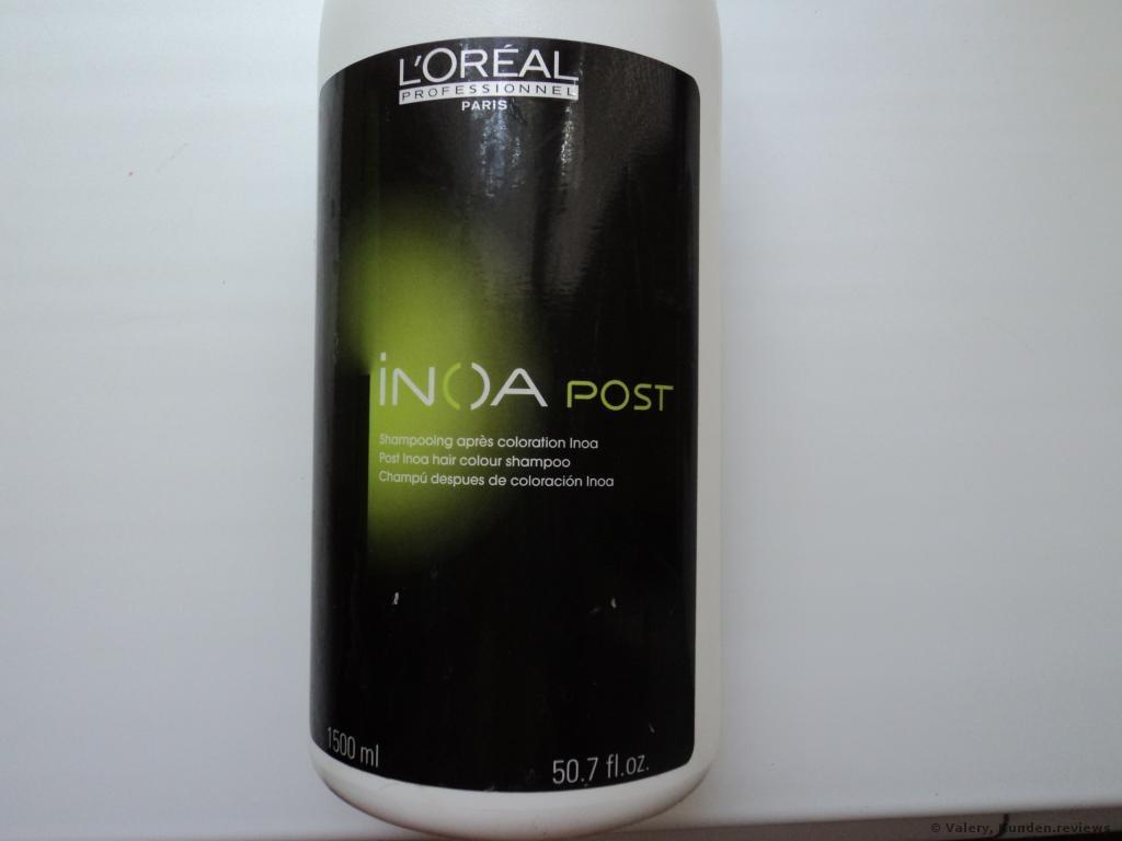 Inoa Post L´Oréal Professionnel Shampoo
