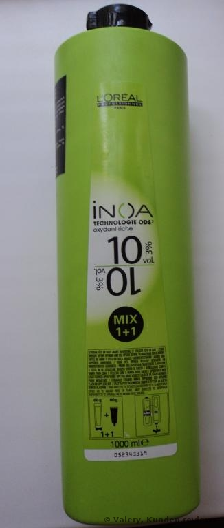 L´Oréal Professionnel Inoa ODS2 Oxid mit 3%