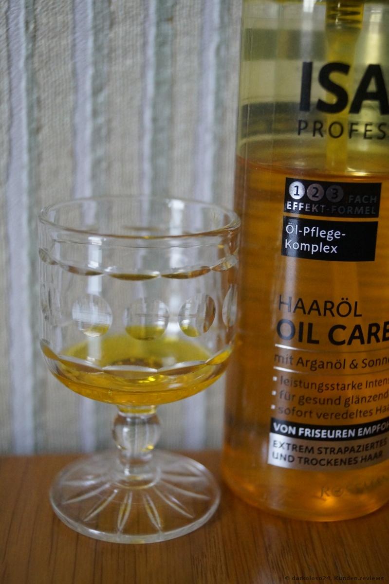 ISANA Professional Haaröl Oil Care