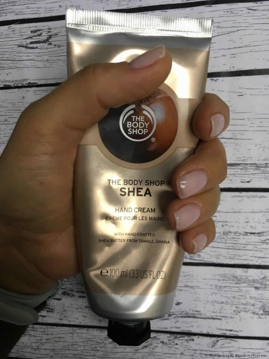The Body Shop Shea Handcreme