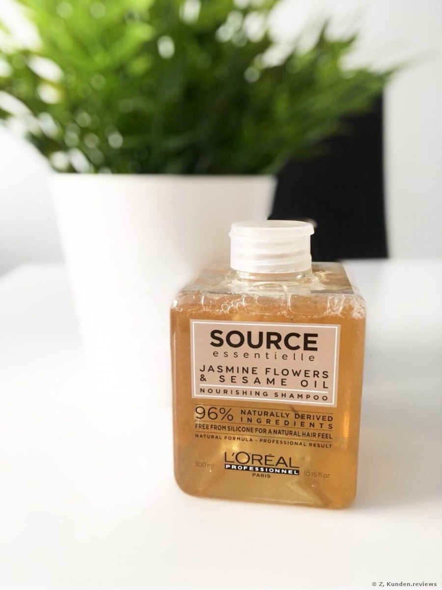 L'Oreal Professionnel Shampoo Source Essentielle Nourishing