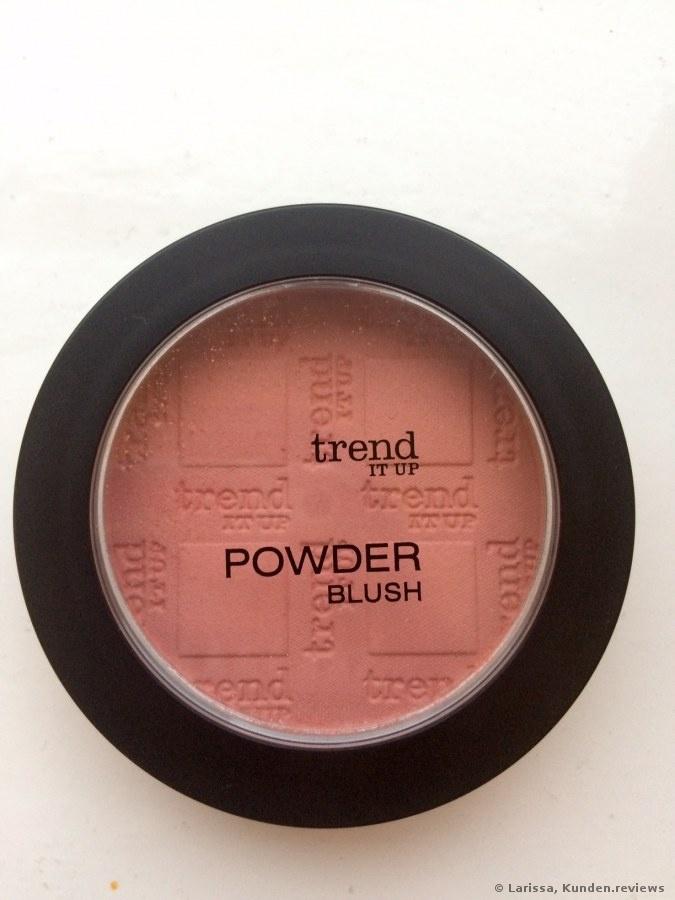 trend IT UP Rouge Powder Blush 010