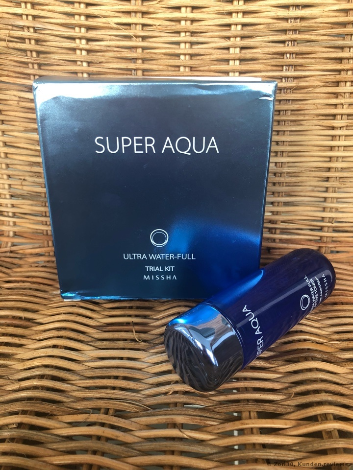 MISSHA Super Aqua Ultra Waterful Active Toner