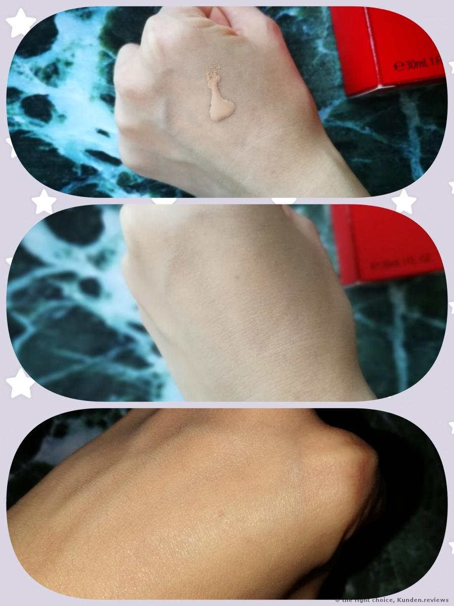 Shiseido Synchro Skin Lasting Liquid SPF 20 Foundation Foto