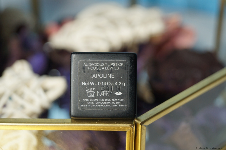 Audacious Lipstick von NARS # APOLINE