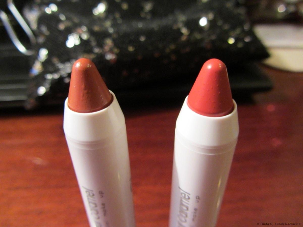 Couleur Caramel Twist & Lips