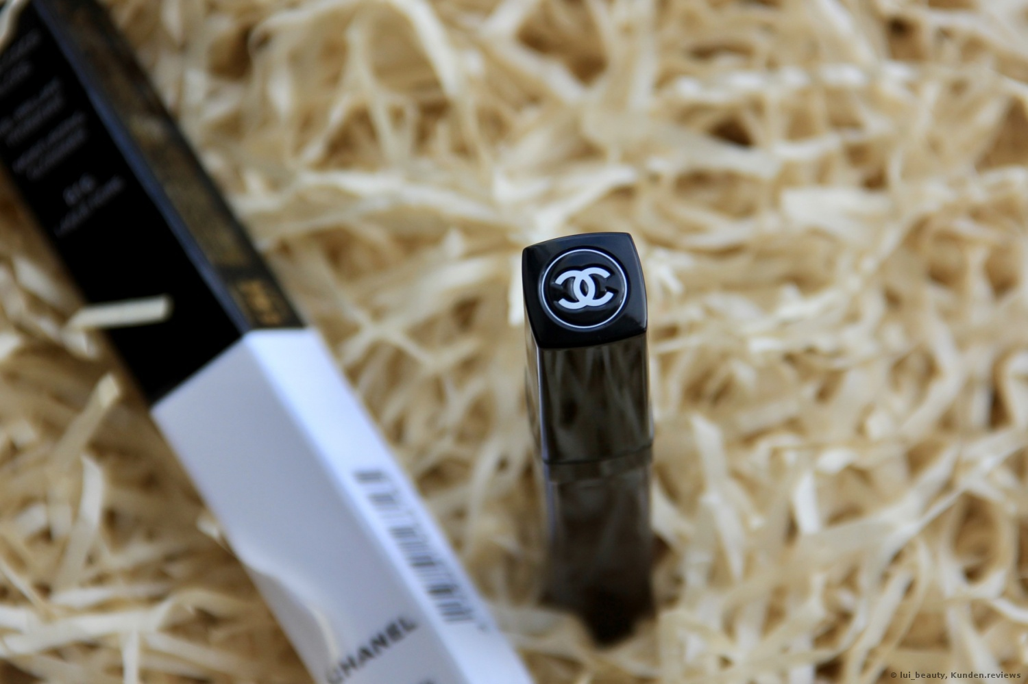 Lipgloss Chanel Rouge Coco 816 laque noire