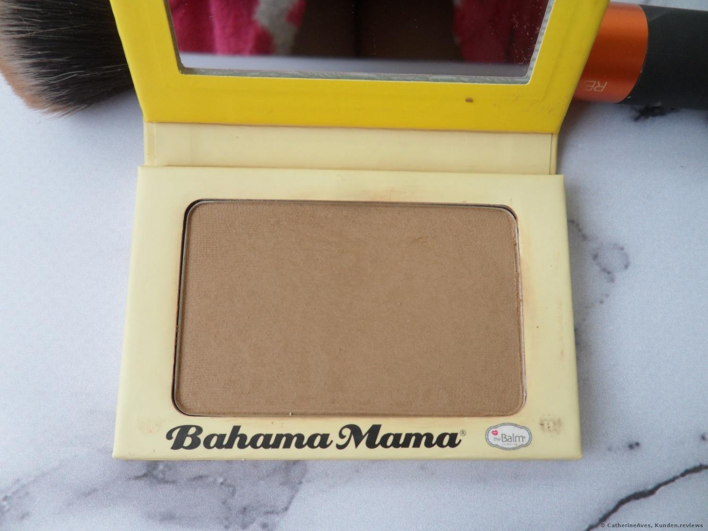 the Balm Bronzer Bahama Mama