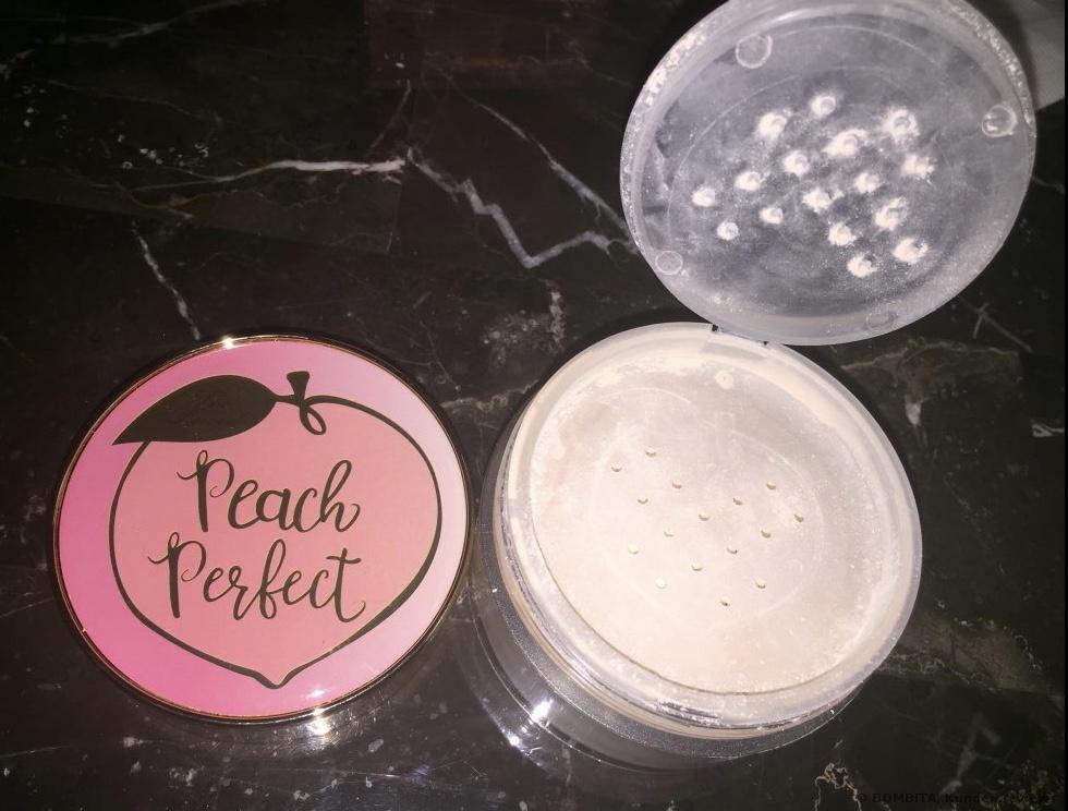 Puder von Too Faced Peach Perfect