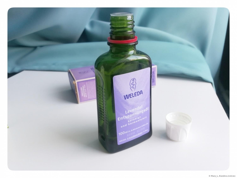 Weleda Lavendel-Entspannungs-Öl