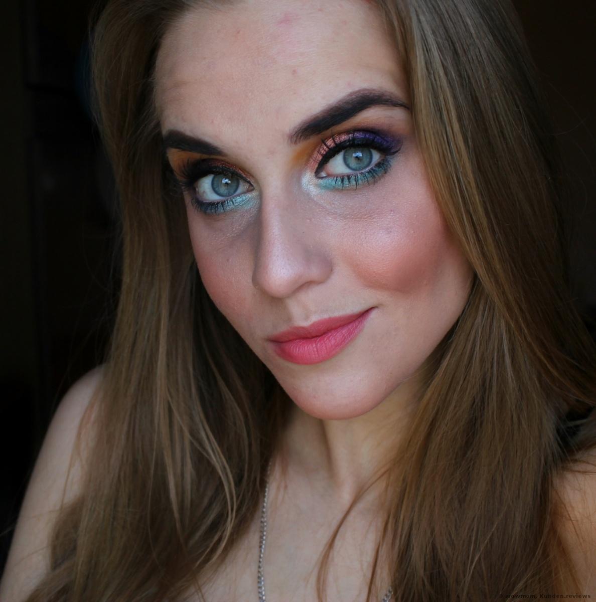 Morphe Jaclyn Hill Eyeshadow Palette