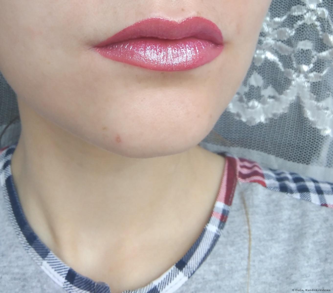 NYX Shimmer DOWN Lip VeilLipgloss mit NYX Soft Matte Lip Cream 19 Cannes