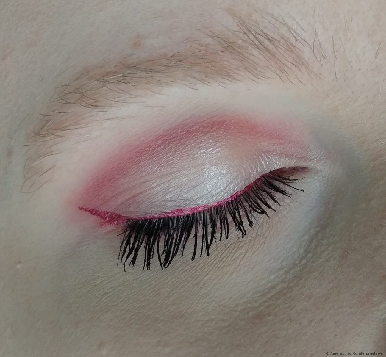Essence Metal Art Lip & Eye Liner - 04 pink glam