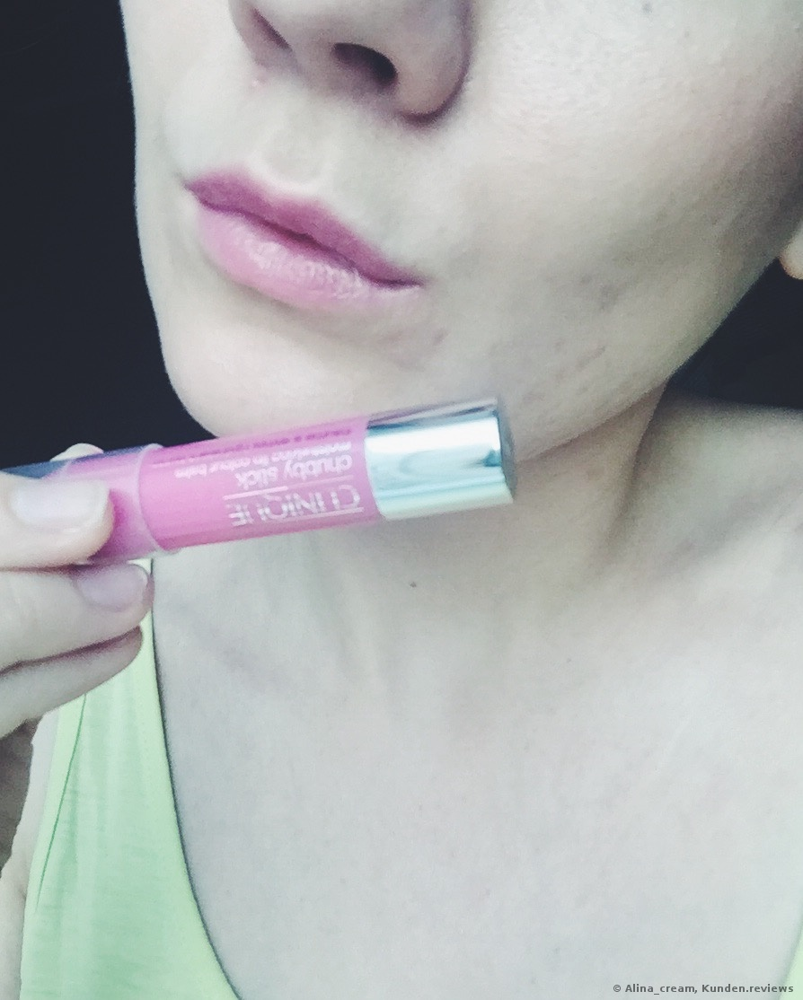 Clinique - Chubby Stick Lippenbalsam in Nuance 06 woppin´ watermelon