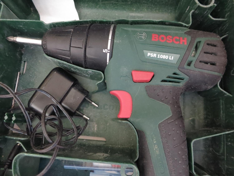 Bosch PRS 1080 LI Akku-Bohrschrauber