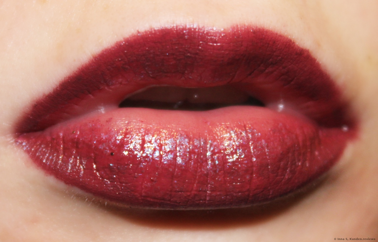 essence Get your Glitter on! Lip Topper