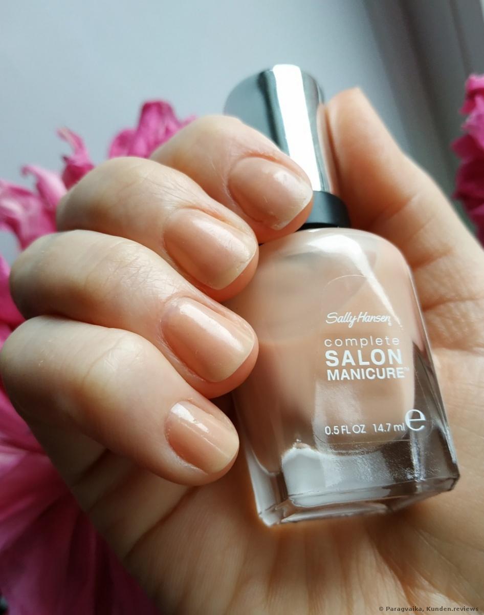 SALON manicure 212 Sally Hansen