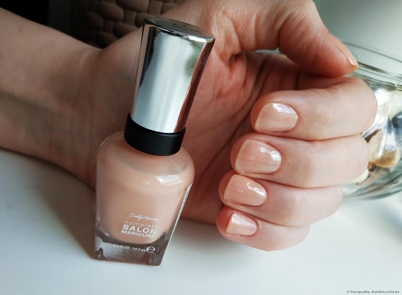 212 Sally Hansen SALON manicure 1 Schicht