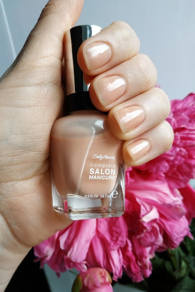 212 Sally Hansen 2 Schicht SALON manicure