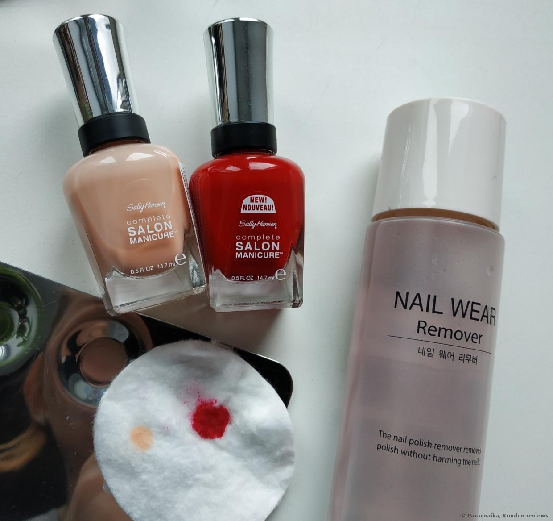 Sally Hansen SALON manicure