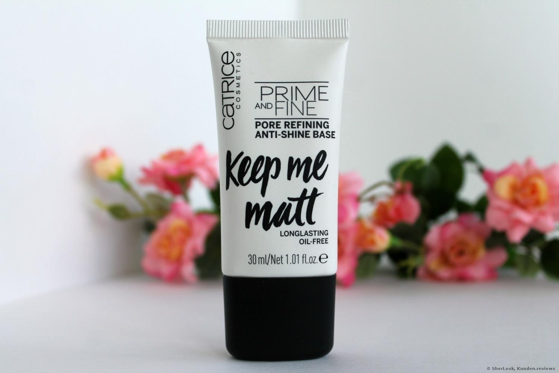 Prime And Fine Pore Refining Anti-Shine Base