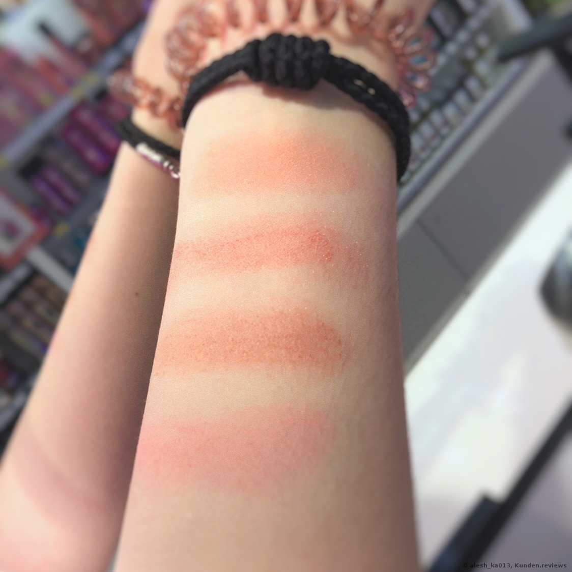 Maybelline Fit Me Blush #25 pink