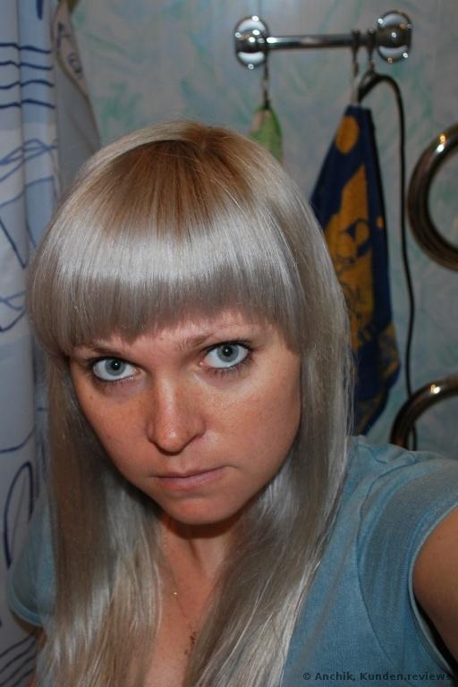 L 39 or al paris recital pr f rence haarfarbe ich bin schockiert l 39 or al paris r cital - 10 minuten haarfarbe ...