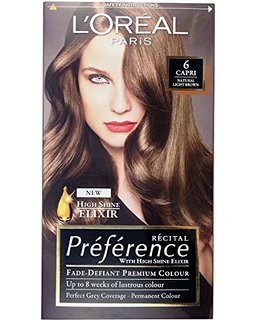 Haarfarbe loreal recital preference