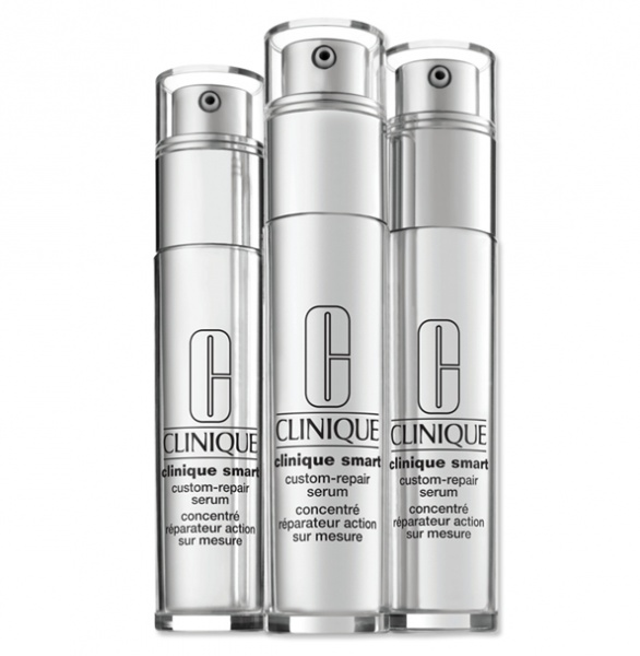 clinique custom repair serum how to use