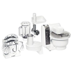 Bosch MUM 4880 Küchenmaschine | Testberichte, Bewertungen, Meinungen