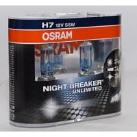osram night breaker unlimited hologen scheinwerferlampen. Black Bedroom Furniture Sets. Home Design Ideas