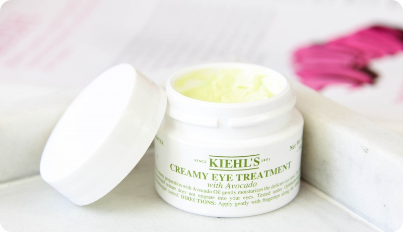 kiehl 39 s creamy eye treatment with avocado augencreme
